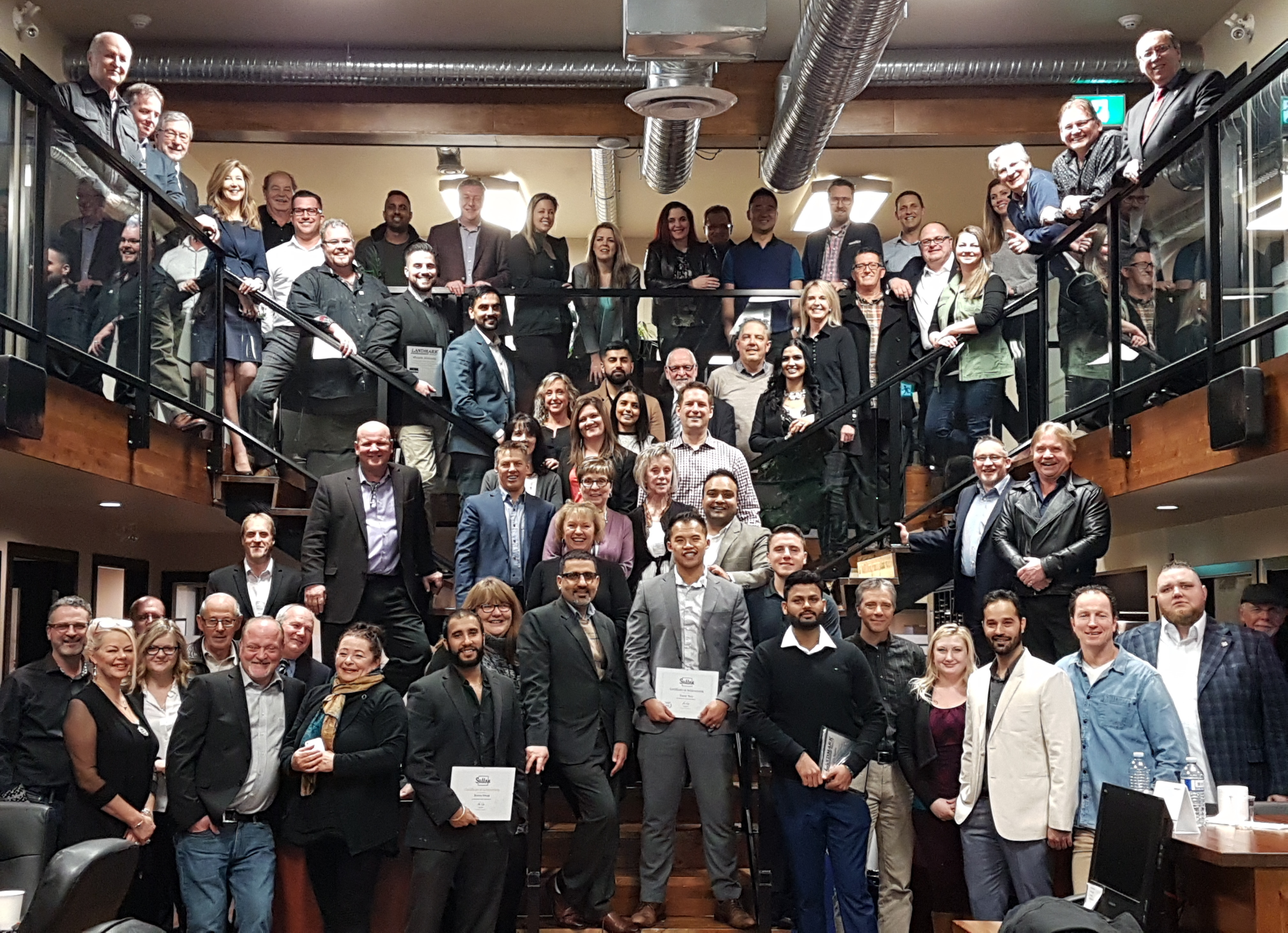 2017:2018 Awards at Sutton