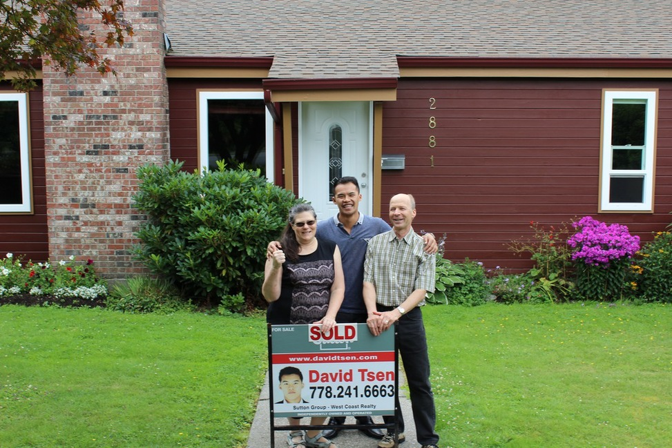 Erich and Barb Sold